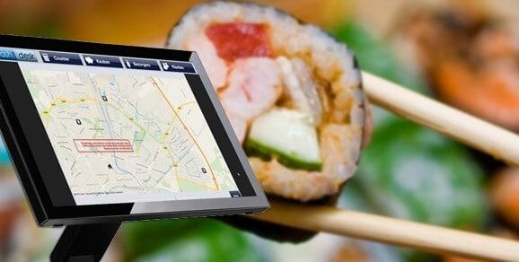 Sushi software