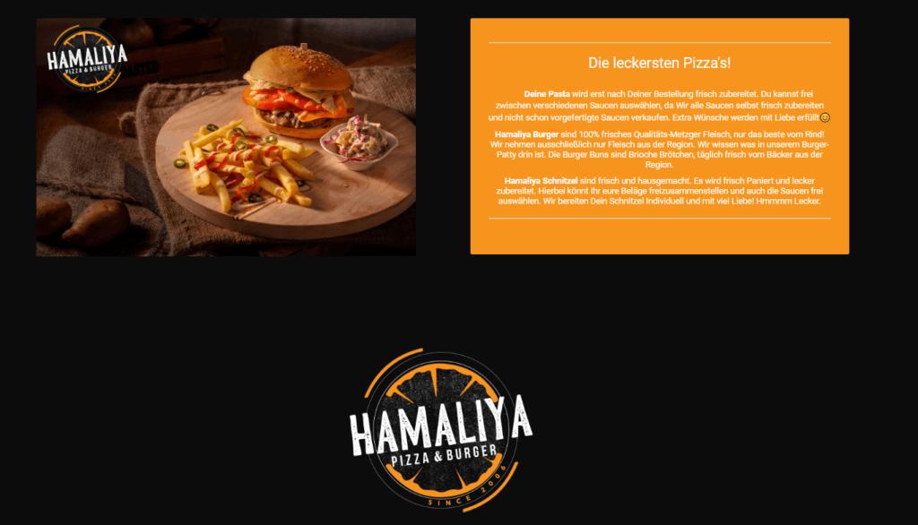 Hamaliya Pizza
